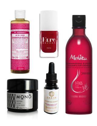 Des produits bio pour une belle peau