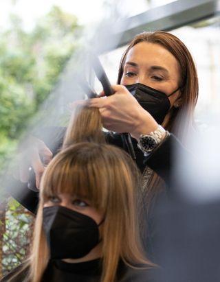 Confinement dans 16 départements : les coiffeurs pourront rester ouverts
