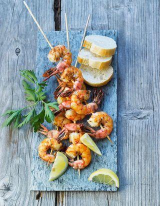 Que boire avec des crevettes ?