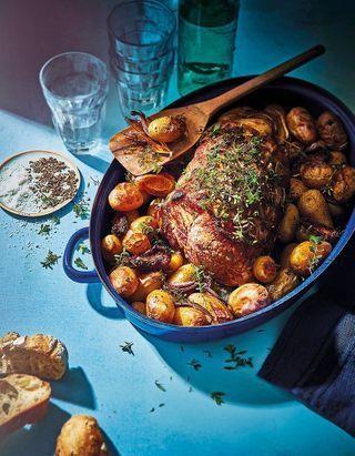 Stop aux préparations alambiquées : je veux un plat familial d'automne tout-en-un !