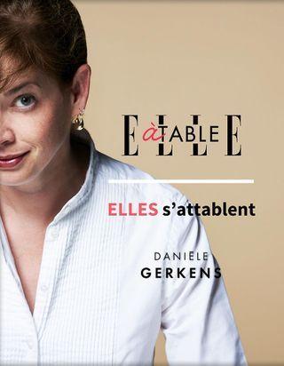Elles s'attablent : écoutez le podcast culinaire de ELLE à Table