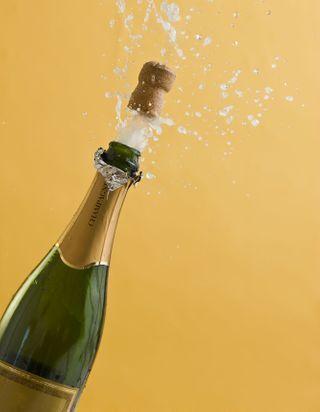 Comment bien conserver du champagne ?