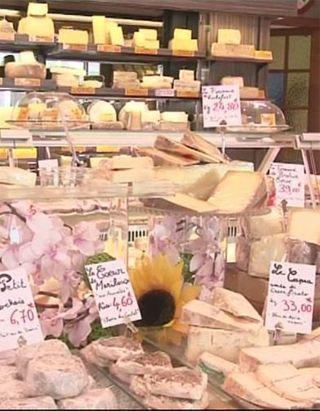 [VIDEO] Le plateau de fromages par Marie Quatrehomme