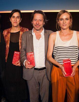 Grand Prix Cinéma ELLE 2015 : les photos de la cérémonie