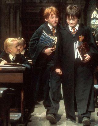 Harry Potter : Ron Weasley et Drago Malfoy lancent la rumeur d'un nouveau film !