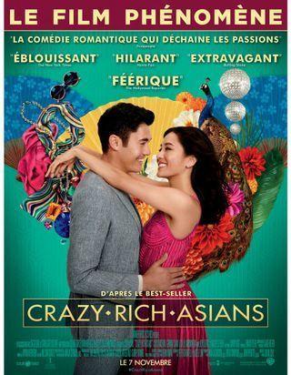 « Crazy Rich Asians » : la comédie romantique made in Hollywood est de retour