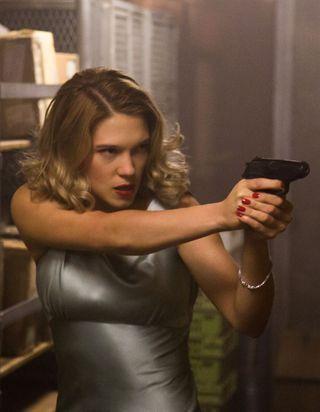 Léa Seydoux à nouveau James Bond girl pour le prochain film