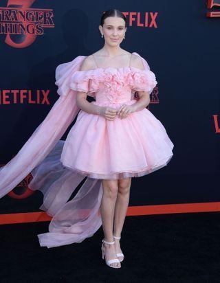 Netflix : Millie Bobby Brown de « Stranger Things » écrit un film avec sa sœur