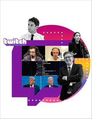 Twitch, the place to stream