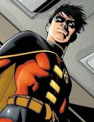 Robin, le super-héros de la saga « Batman » fait son coming-out bisexuel