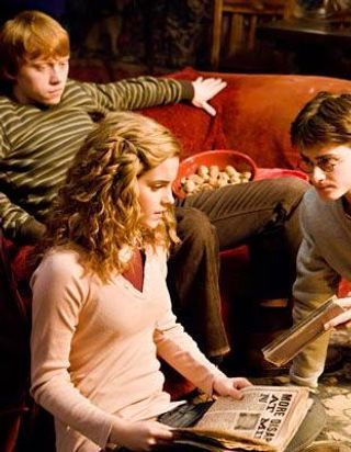 Harry Potter : la surprise de JK Rowling pendant le confinement !