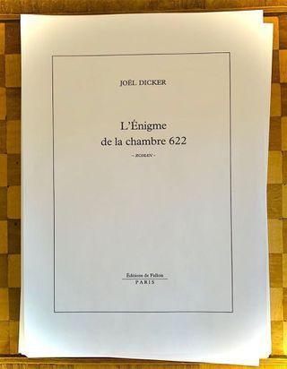 Joël Dicker sort « L'Enigme de la chambre 622 » : quelle est l'histoire de son nouveau roman ?