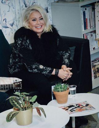 ELLE LIVE #74 : Kim Wilde à la rédaction