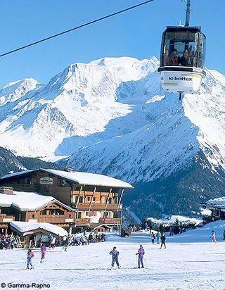 Les stations de ski huppées