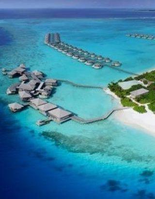 Quel est l'hôtel le plus chic des Maldives ?