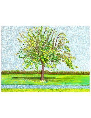 David Hockney célèbre la Normandie