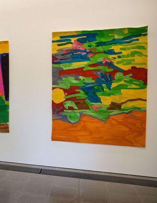 Etel Adnan, un monument de la peinture à la simplicité solaire
