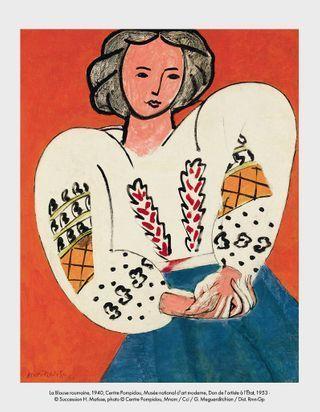 La balade littéraire de la saison: «Matisse, comme un roman»
