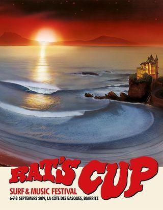 Ce week-end, direction Biarritz pour la Rat's Cup !