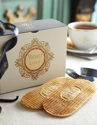 Adresse mythique : Méert et ses gaufres, plus vieille pâtisserie encore en activité au monde