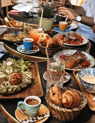 Où bruncher ce week-end : au Corner Saint Germain, le spot gourmand