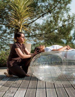 Hypnose, lithothérapie, respirologie…  Le nouvel esprit de la thalassothérapie