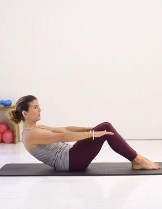Cours de Pilates en vidéo : 20 minutes pour tonifier l'intégralité de son corps