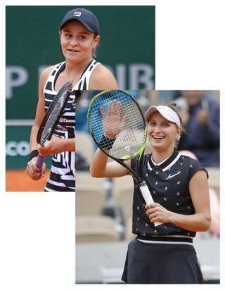 Qui sont les joueuses en finale dames de Roland Garros ?