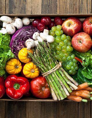 Cinq fruits et légumes, d'accord, mais est-ce que je peux manger que des fruits ?