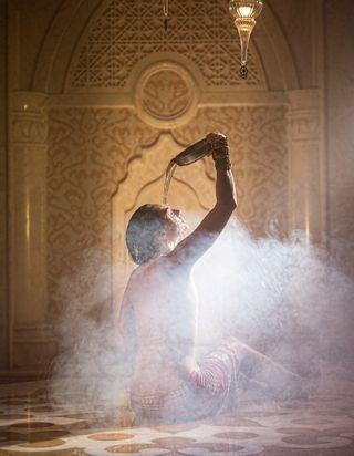 Hammam, le bain chaud oriental aux mille et une vertus
