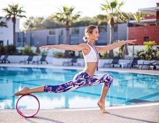 Le Yoga Wheel, la nouvelle tendance du Yoga