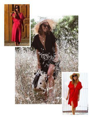 Cette robe que l'on voit partout sur Instagram coûte moins de 100€