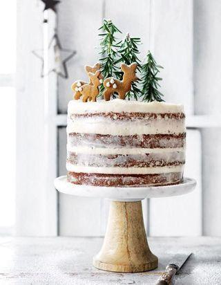 Christmas cake, l'autre gâteau de Noël