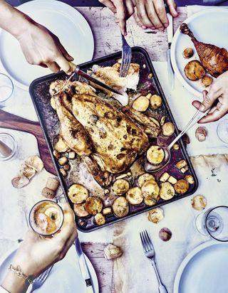 Et si on réveillonnait autour d'un repas de Noël traditionnel ?