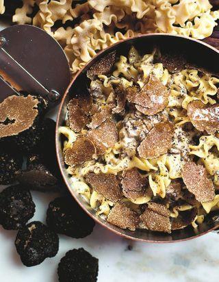 Truffe noire, nos meilleures recettes de Noël