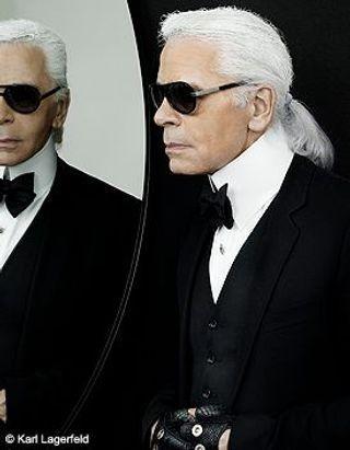 """Karl Lagerfeld : """"Mon âge, c'est moi qui en décide"""" - relisez son interview par Sylvia Jorif et Marion Ruggieri"""
