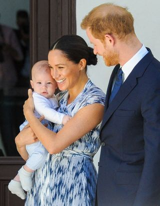 Meghan Markle et Harry : Archie leur a fait une très belle surprise !