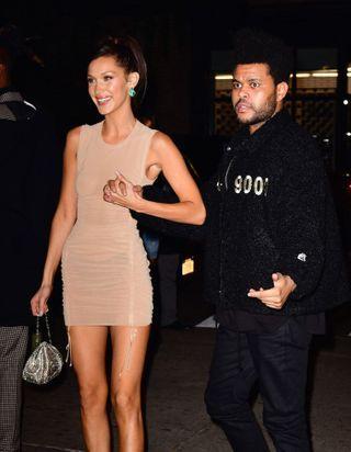 The Weeknd et Bella Hadid seraient sur le point de se fiancer