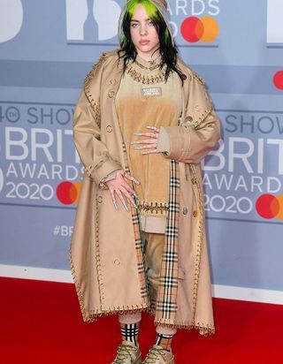 Brit Awards 2020 : les looks les plus dingues du tapis rouge