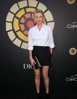Charlize Theron et Paris Jackson : duo glamour à Los Angeles