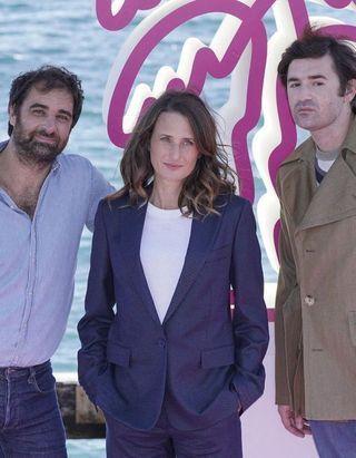 Chloé Jouannet, Camille Cottin et Charlotte Le Bon réunies au festival Canneseries