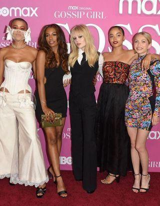 Gossip Girl : le casting du reboot réuni sur le tapis rouge