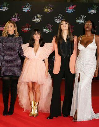 NRJ Music Awards : toutes les stars sur le tapis rouge de Cannes
