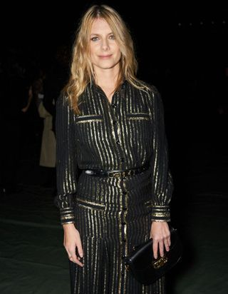 Fashion Week de Paris : Mélanie Laurent, Miles Teller et Camille Cottin chez Céline