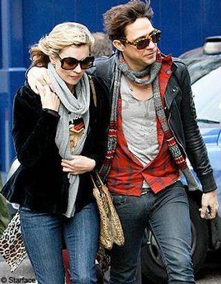 Kate Moss, enceinte ?