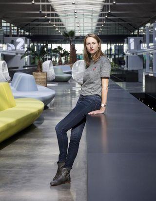 L'interview digital girl de Caroline Matte, celle qui aide les start-up chez Facebook