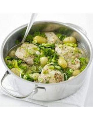 Quick : boulettes de poulet aux herbes pour 6 personnes ...