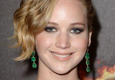 Du Court Au Carré : Jennifer Lawrence Gère Bien La...