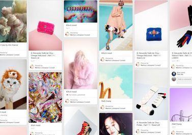 Inspirations Mode : Le Board Pinterest Des Tendance...