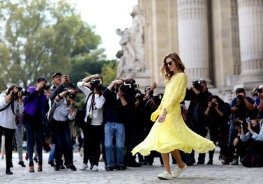 Trois Façons De Poser Comme Une Reine Du Street Style